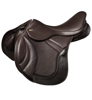 Fairfax Jump Saddle - Havanna