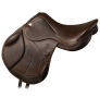 Harry Meade Monoflap XC - Brown, 3/4 Rear View