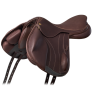 Fairfax Andrew Hoy XC Saddle - 3/4 Angle Brown